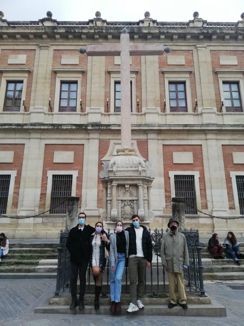 La Sevilla de Carlos V y Felipe II. La Sevilla Renacentista. La Sevilla del siglo XVI. Ruta. Sevilla Mágica y Eterna