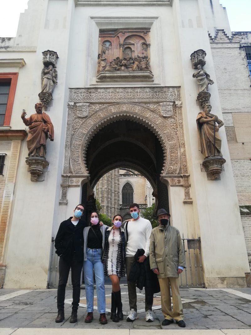 La Sevilla de Carlos V y Felipe II. La Sevilla Renacentista. La Sevilla del siglo XVI. Ruta. Sevilla Mágica y Eterna (18)