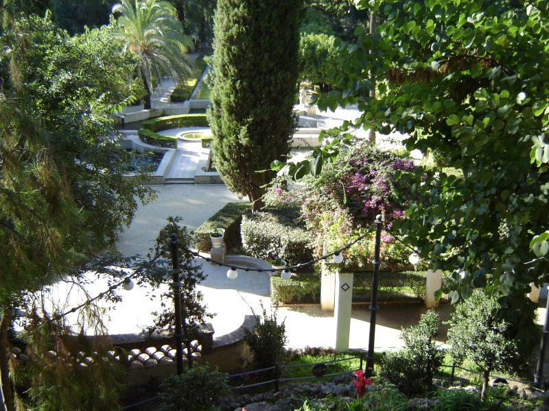 Plaza de España y los secretos del Parque de Maria Luisa. Aníbal González Álvarez-Ossorio.