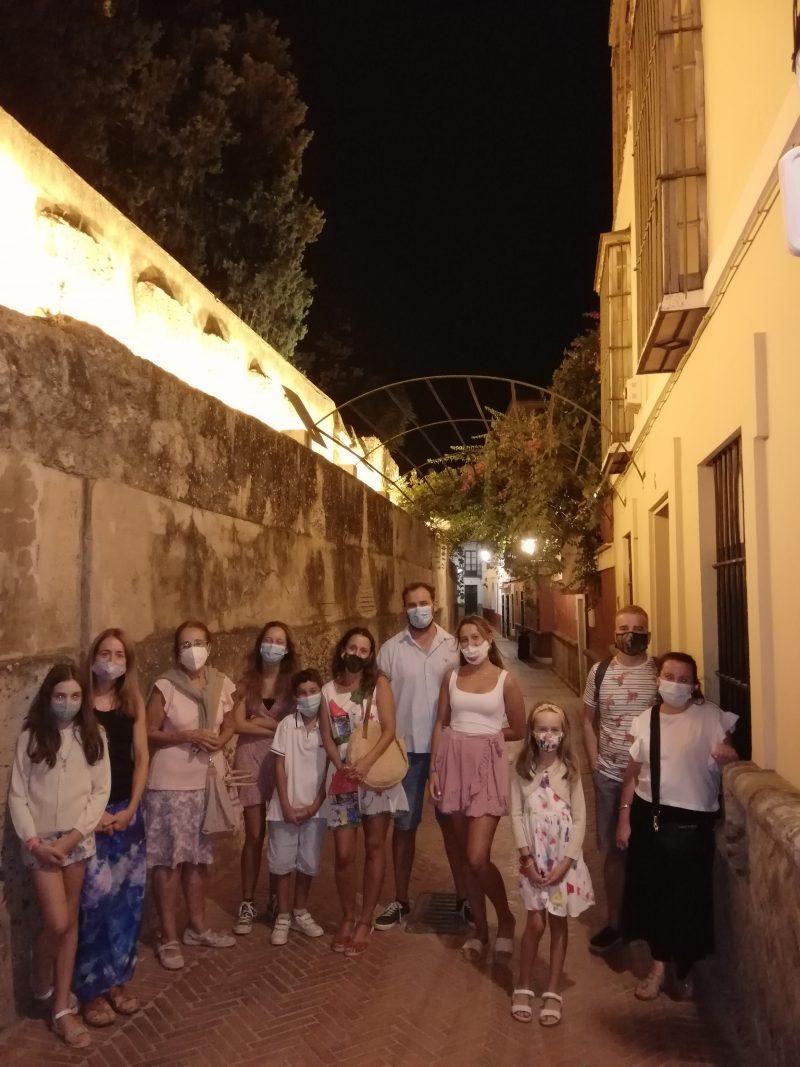 La Judería Legendaria y Literaria. Rutas Culturales y visitas guiadas con Sevilla Mágica y Eterna