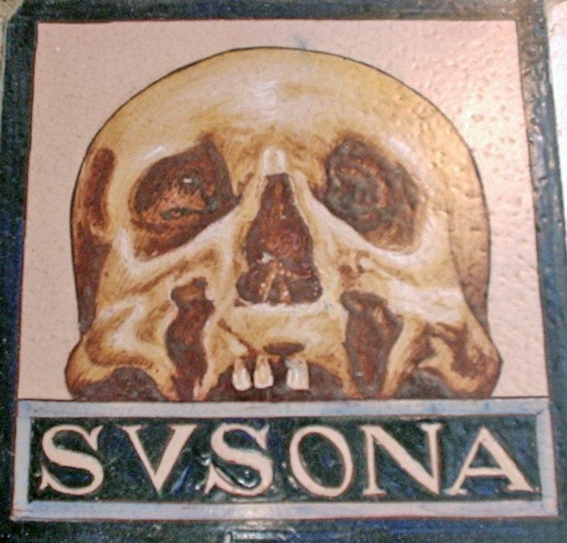 la leyenda de la Susona, Diego Susón, la Sevilla del siglo XV,