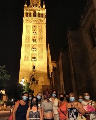 Ruta por la Sevilla Almohade, paseo por la Sevilla musulmana del siglo XII y XIII. Rutas Culturales y Visitas Guiadas en Sevilla. Sevilla Mágica y Eterna