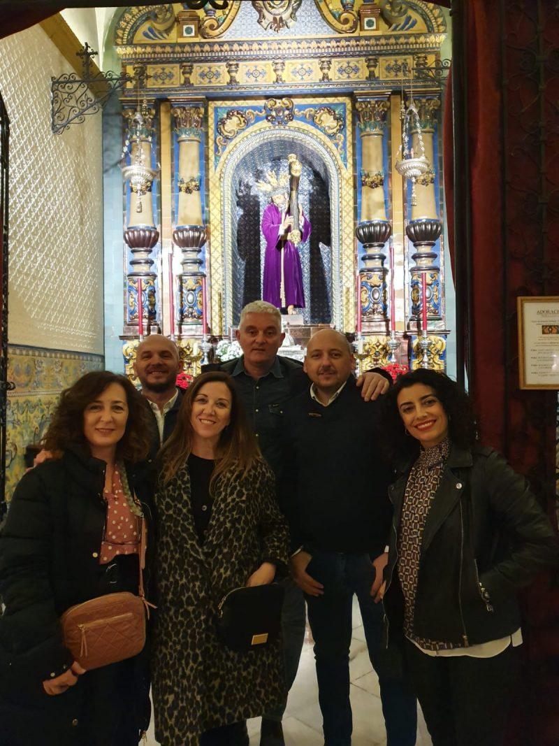 Triana Pura Magia y Leyena. Sevilla Mágica y Eterna
