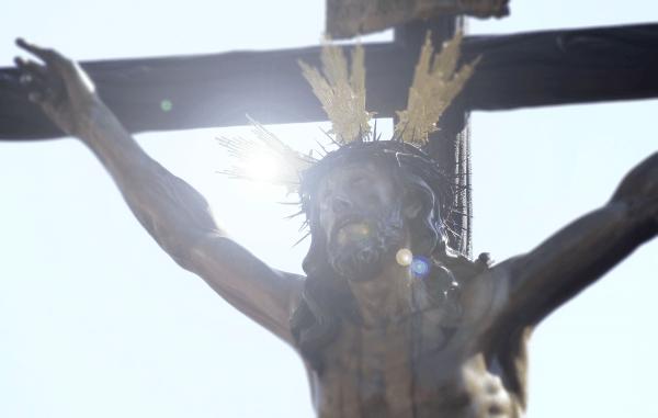 la leyenda del Cachorro, crucificado, Francisco Antonio Ruiz Gijón, La Leyenda de El Cachorro.Cristo de la Expiración.