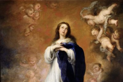 La Inmaculada Concepción, conocida como La Inmaculada de los Venerables o Inmaculada Soult.