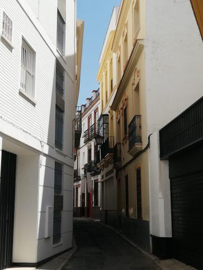 calle de Don Pedro Niño, calle sevillana de Don Pedro Niño, calle de Sevilla