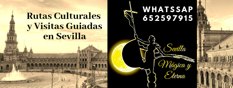 Sevilla Mágica y Eterna Logo