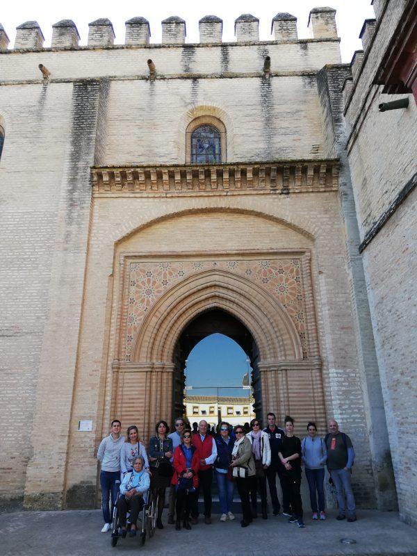 Visita Guiada al Monasterio de San Isidoro del Campo ( Santiponce). Sevilla Mágica y Eterna. Alonso Pérez de Guzmán el Bueno y su esposa Maria Alonso Coronel fundaron este monasterio de estilo gótico mudéjar