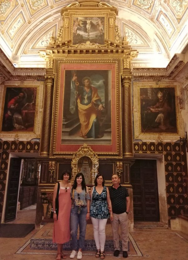 Visita Guiada al Monasterio de San Isidoro del Campo ( Santiponce). Sevilla Mágica y Eterna