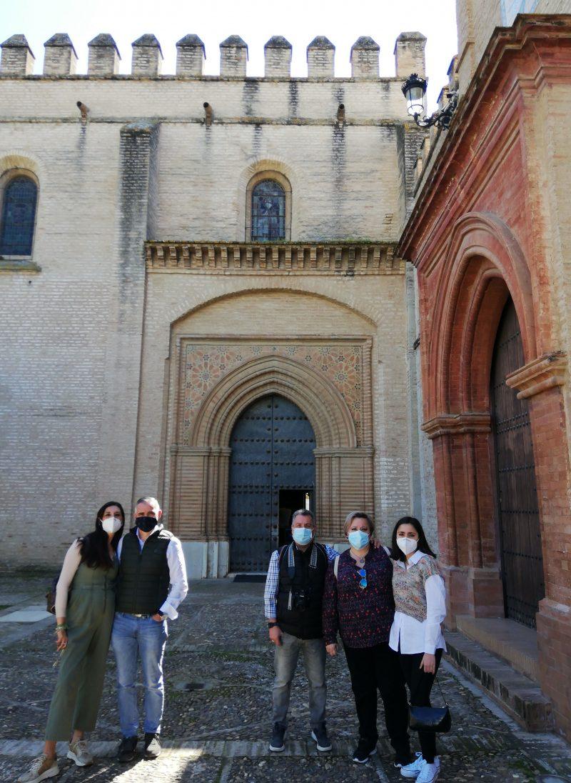 Visita Guiada al Monasterio de San Isidoro del Campo en Santiponce con Sevilla Mágica y Eterna