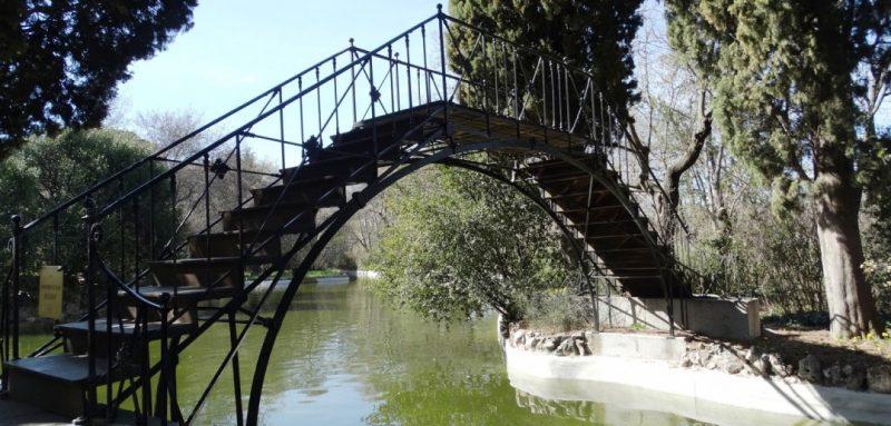 puente de hierro más antiguo de España