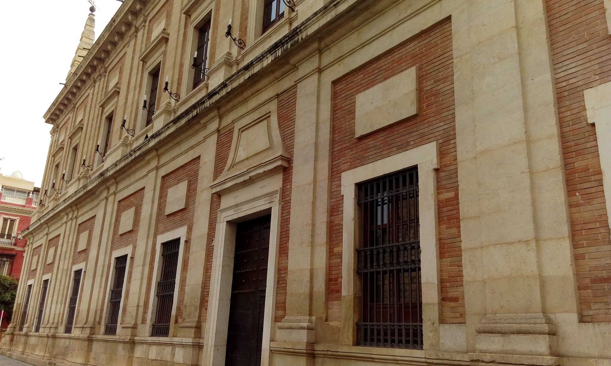 Archivo de Indias. Artículo sobre las Cadenas de la Catedral de Sevilla