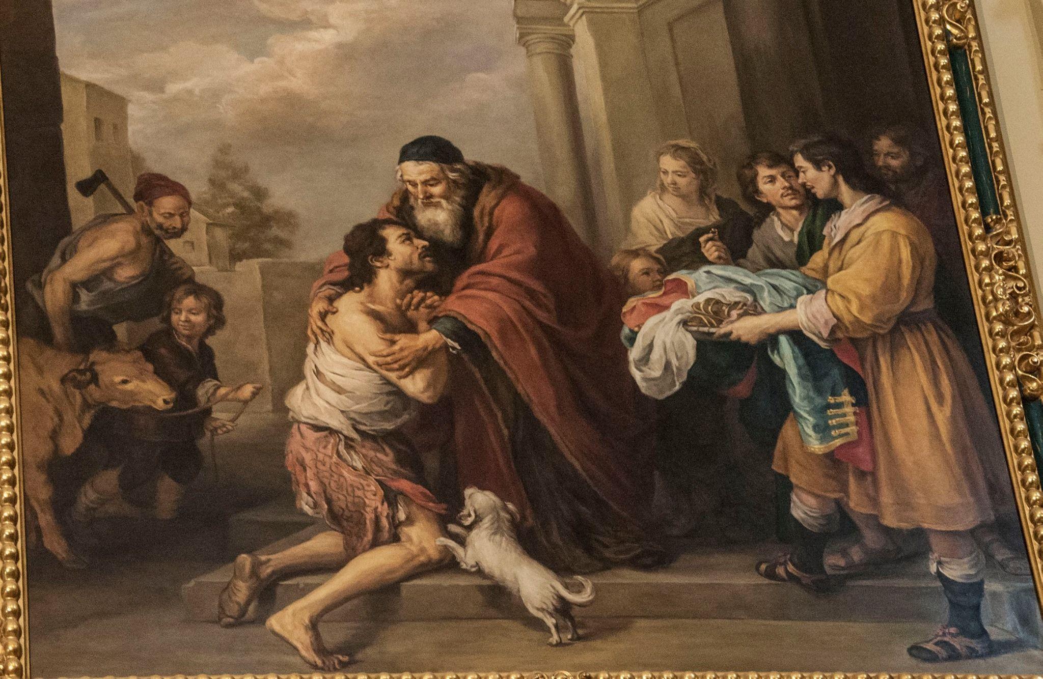 iglesia del hospital de la Caridad, Murillo. Curiosidades y leyendas de Sevilla, general Soult, tropas francesas, Bartolomé Esteban Murillo