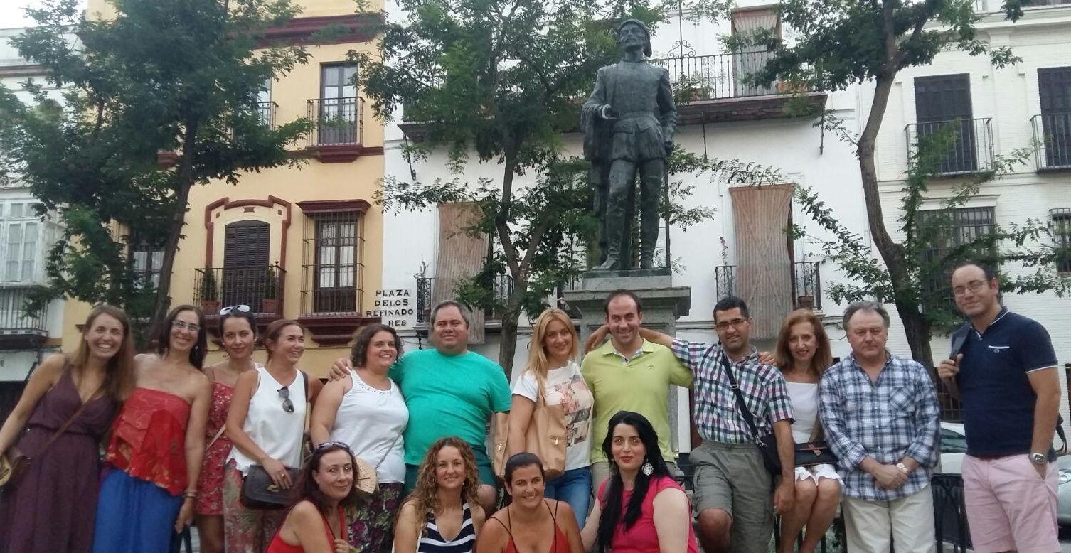Rutas Culturales y Visitas Guiadas de Sevilla, Visitas Guiadas y Rutas Culturales por Sevilla