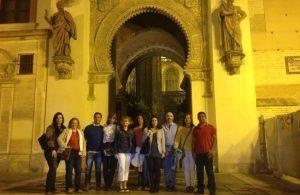 FOTO GRUPO LA SEVILLA DE CARLOS V Y FELIPE II. Sevilla Mágica y Eterna