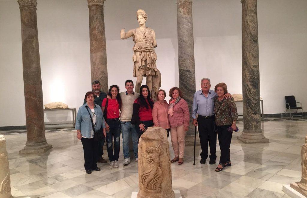 Mitología Clásica y Arte Romano. Experiencia Cultural de Sevilla Mágica y Eterna.