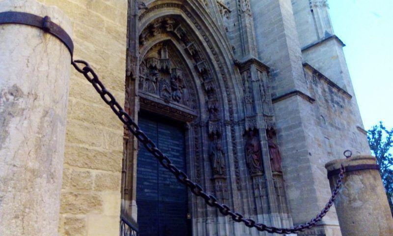 Cadenas de la Catedral de Sevilla