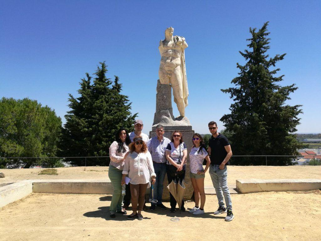 Itálica Cuna de Emperadores. Experiencia Cultural de Sevilla Mágica y Eterna