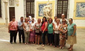 Sevilla Mágica y Eterna-Quiénes somos Fofografía grupo. Experiencia Cultural:La Iglesia del Hospital de la Caridad y Miguel de Mañara . Sevilla Mágica y Eterna