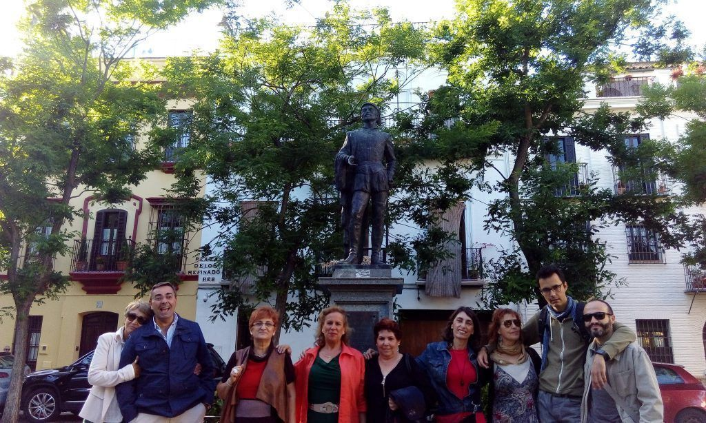 La Judería Legendaria y Literaria. Ruta cultural por la Judería de Sevilla. Barrio de Santa Cruz