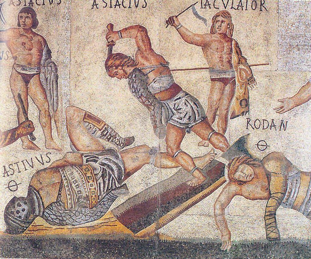Itálica Cuna de Emperadores