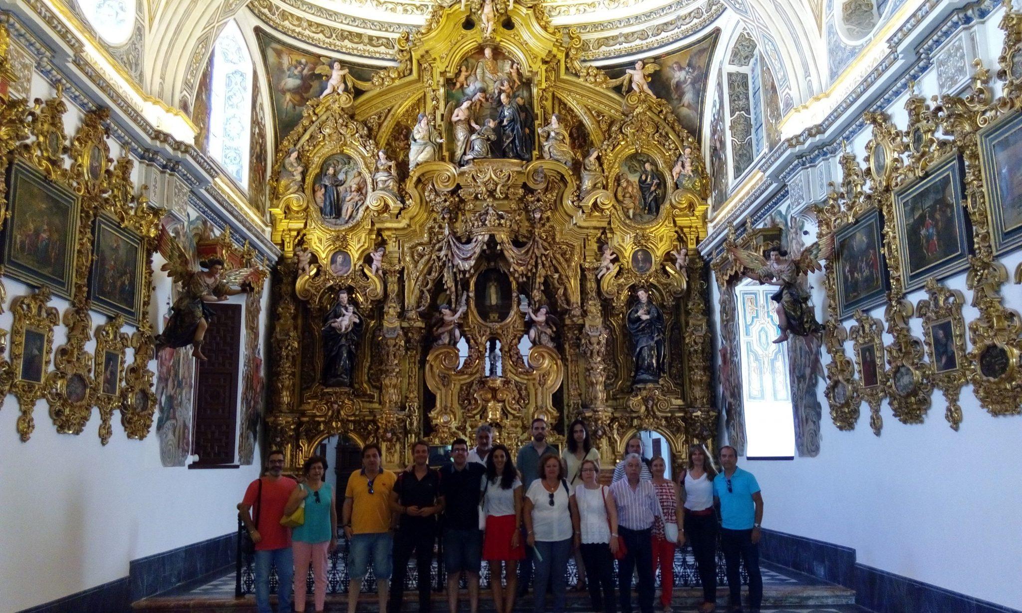 SAN LUIS DE LOS FRANCESES Y EL ESPLENDOR DEL BARROCO