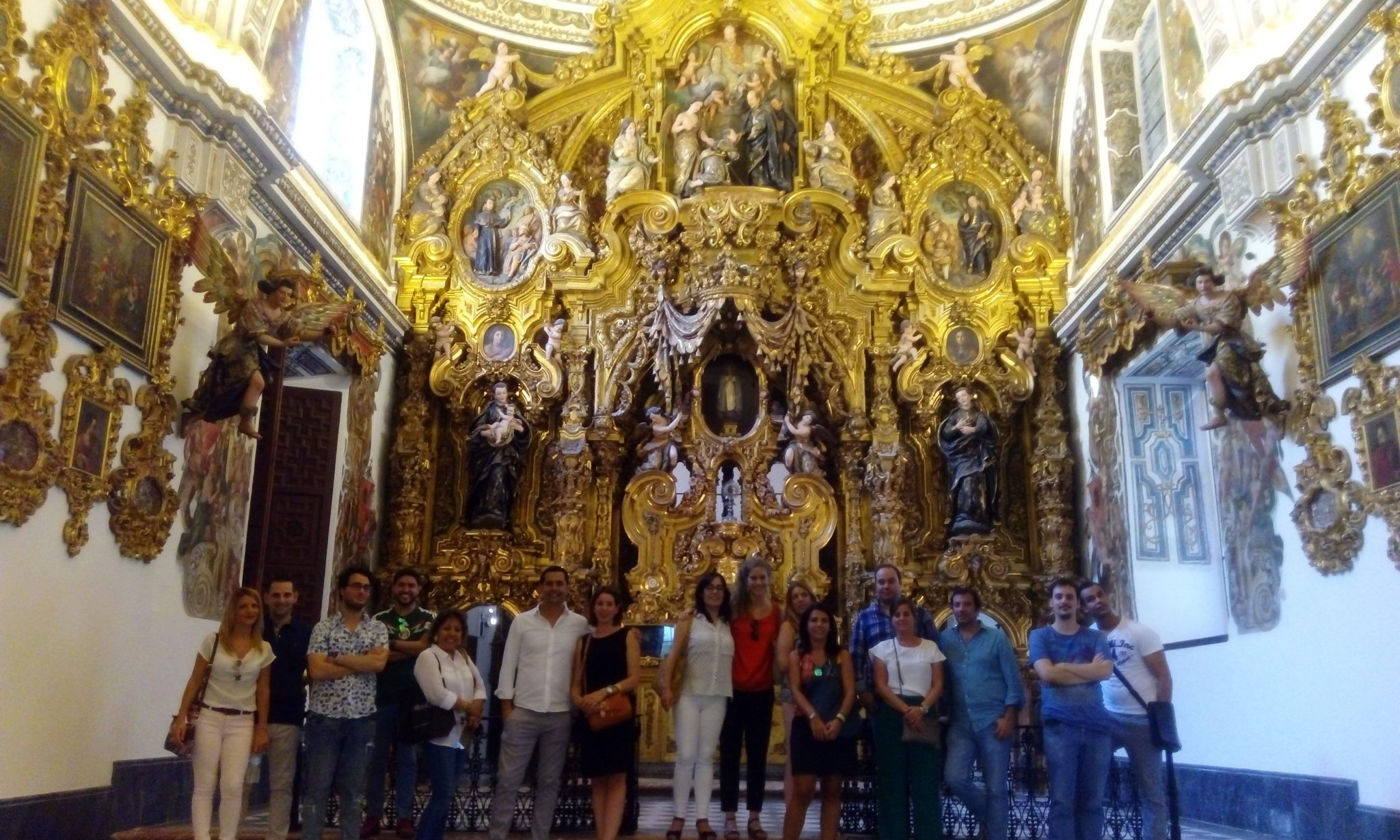 San Luis de los Franceses y El Esplendor del Barroco. Sevilla Mágica y Eterna